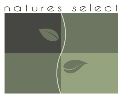 Natures Select Hardwood Logo