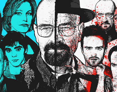 Walter White Family and Business