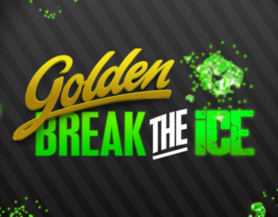 Cerveza Golden Break The Ice (interactive OOH)