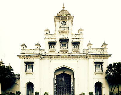 Chowmallah Palace, Hyderabad
