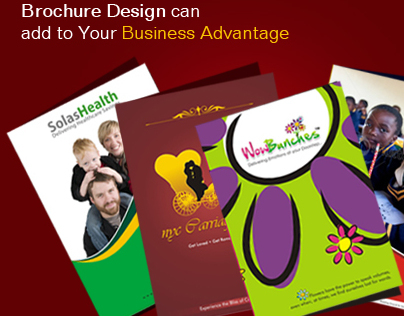 How Brochure Design can Add to your Business Advantage