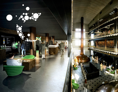 Carlsberg Brewhouse — Competition finalist