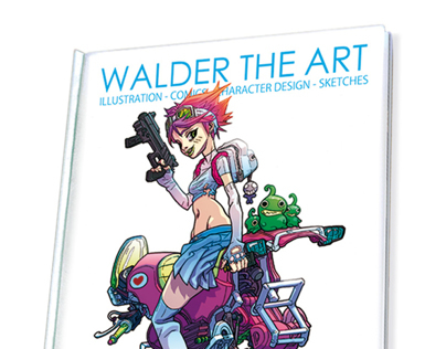 My Art book is out !!