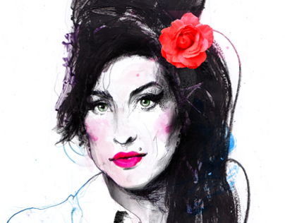 Amy Winehouse #3