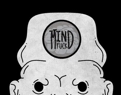 Logo design for MIND FUCK Inc.