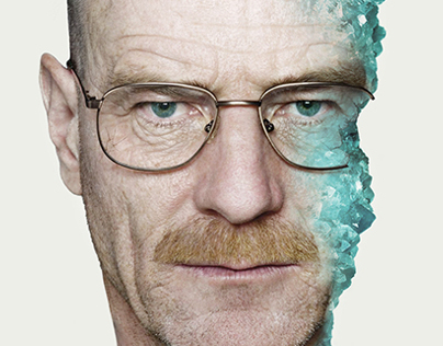 Breaking Bad Poster Series