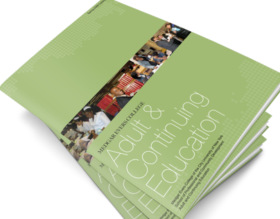 College Publication & Catalogs