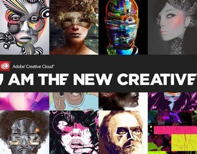 I Am The New Creative / Adobe Creative Cloud