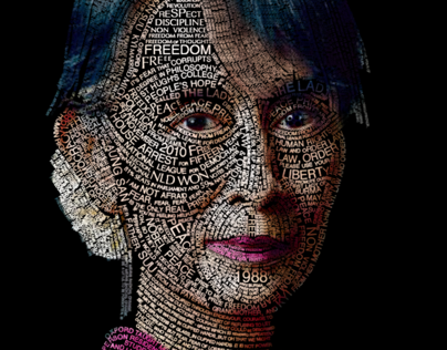The Lady: Aung San Suu Kyi