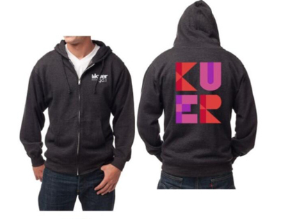 KUER Sweatshirt Design