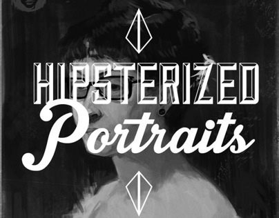 Hipsterized Portraits