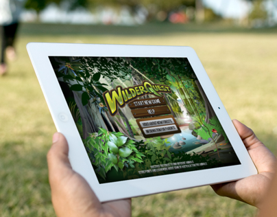 Wilderquest iPad App 2012