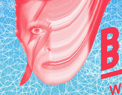 Beat with Bowie poster
