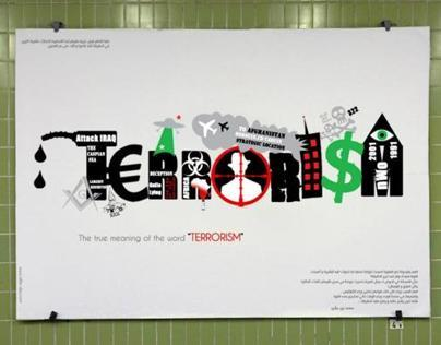 Analysis of the word TERRORISM