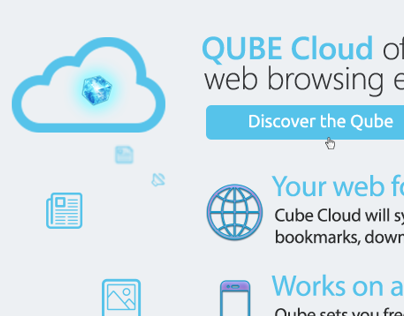 Qube Cloud Browser