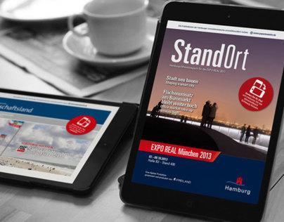 Hybrid iPad Magazine