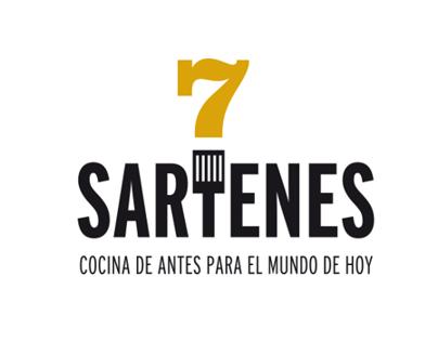 7 Sartenes - Identity Corporate - Gastrobar