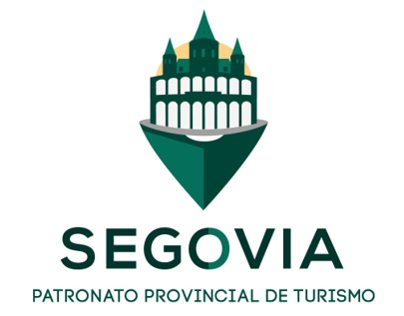 Logo redesign proposal for Segovia´s Tourism Patronage