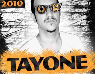 Tayone Dj Set @ D-Lounge Flyer