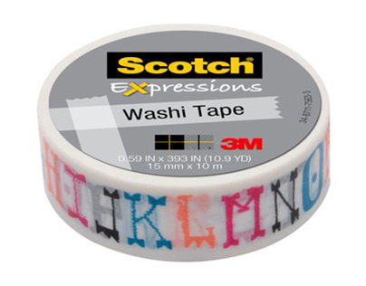 Scotch 3M Expressions Tape
