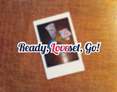 Ready, Love-set, Go!