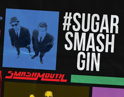 SugarSmashGin