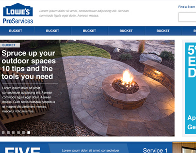 Lowes for Pros - Resource Center