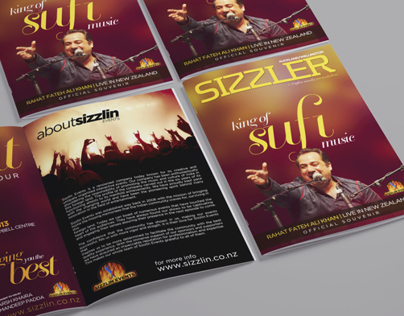 Sizzler - Rahat Live in NZ