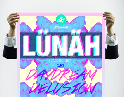 DJ LUNAH PROMOTIONAL GEAR