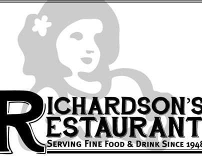 Richardson's Ad Redesign