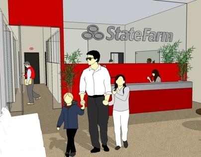 State Farm Interiors & Graphics