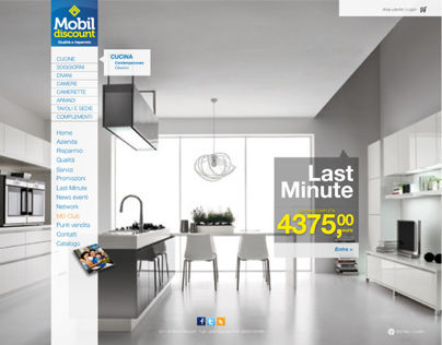 Mobil Discount Web