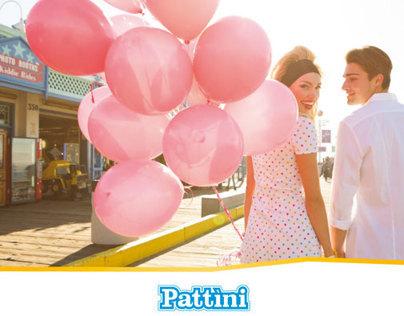 Pattìni Visual and Social Media Marketing Strategy