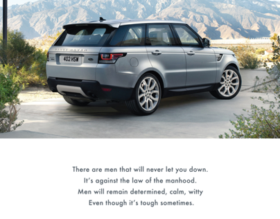 Range Rover Sport 2014 Launch