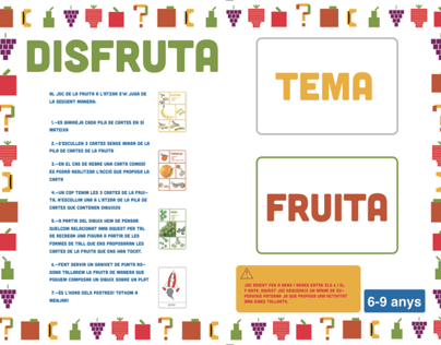 DisFruta (instructions)