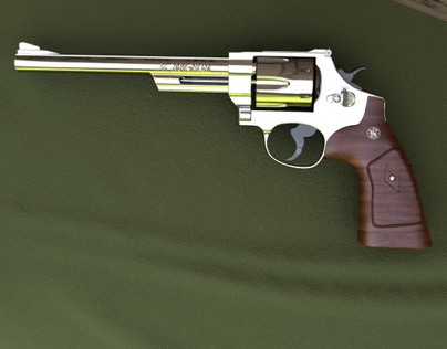 Smith & Wesson Model 29 8 inch