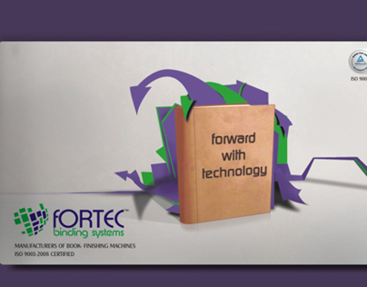 Fortec Binding Systems, brochure