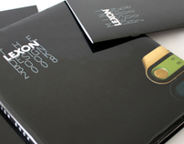 THE LEXON DESIGN BOOK 2008