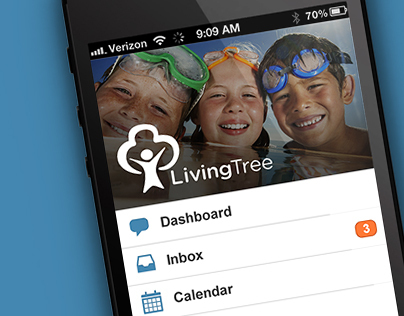 LivingTree Mobile & Web
