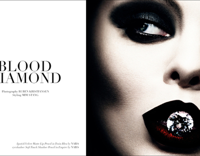 Blood Diamond // VESTAL Magazine