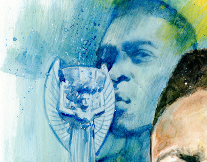 Illustration - Pelé