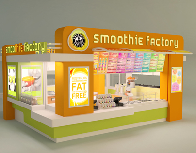Smoothie Factory Designs