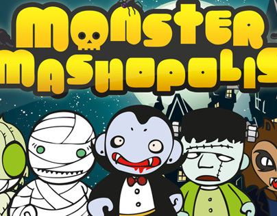 Monsters Mashopolis