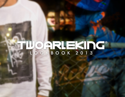TWOARLEKING Lookbook 2013