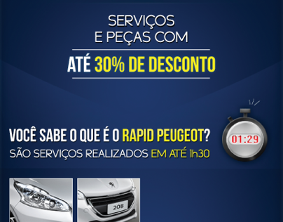 Email Marketing Royal Peugeot