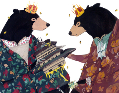 The Bear Princes