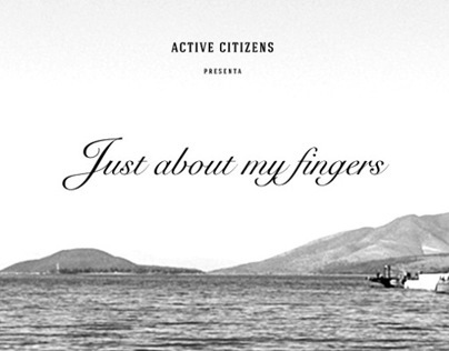 Just about my fingers - POSTER & GRAPHICS