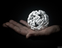 3D Printed Sculptures