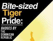 Bite-Sized Tiger Pride