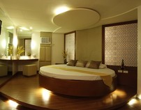 A fully renovated Hotel rooms